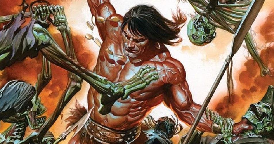 Conan el bárbaro acaba de destruir al más infame Hombre Araña de Marvel