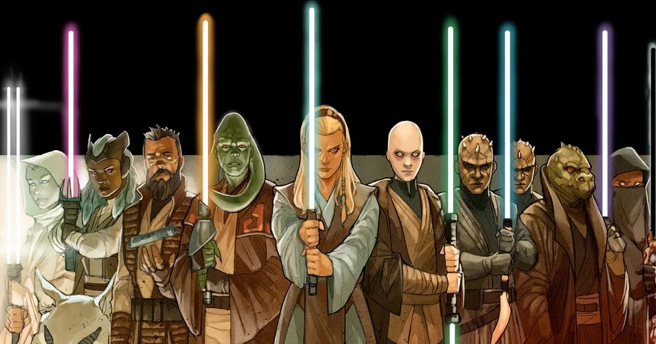 Los cómics de Star Wars la Alta República preguntan: ¿Qué asusta al Jedi?