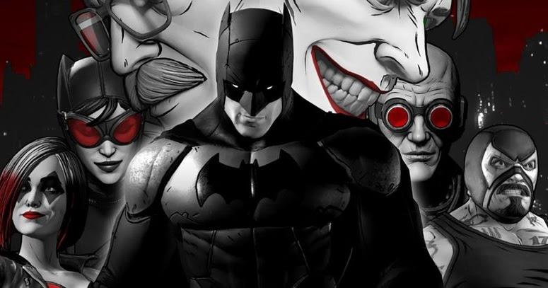 Batman el DLC 'Siniestro' de Telltale Games