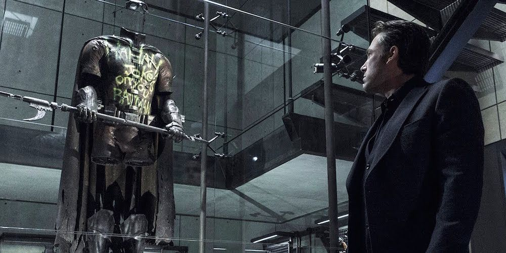 El corte de la Liga de la Justicia de Zack Snyder incluye un nuevo huevo de Pascua de Robin