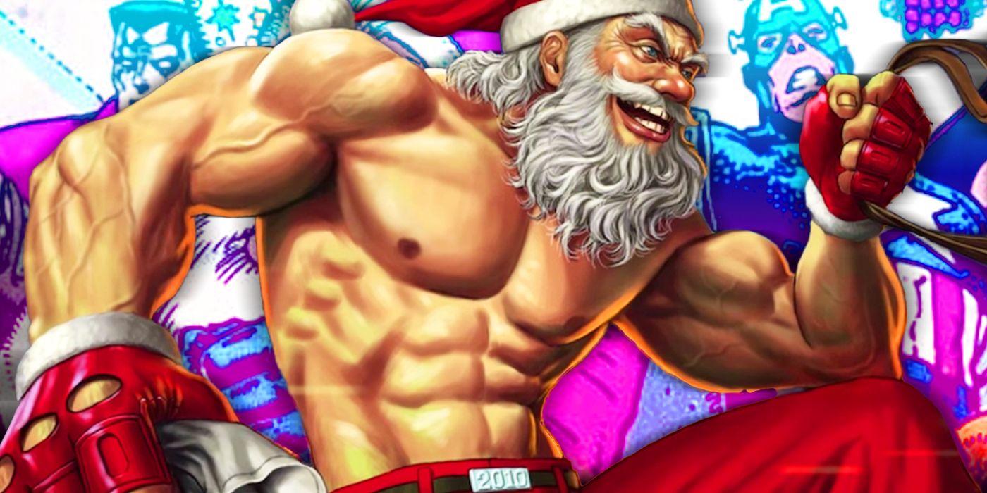 El mutante más PODEROSO del Universo Marvel es… ¡¿Santa Claus ?!