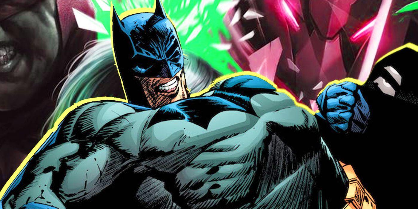 Batman trae a un villano importante a las costas de Gotham