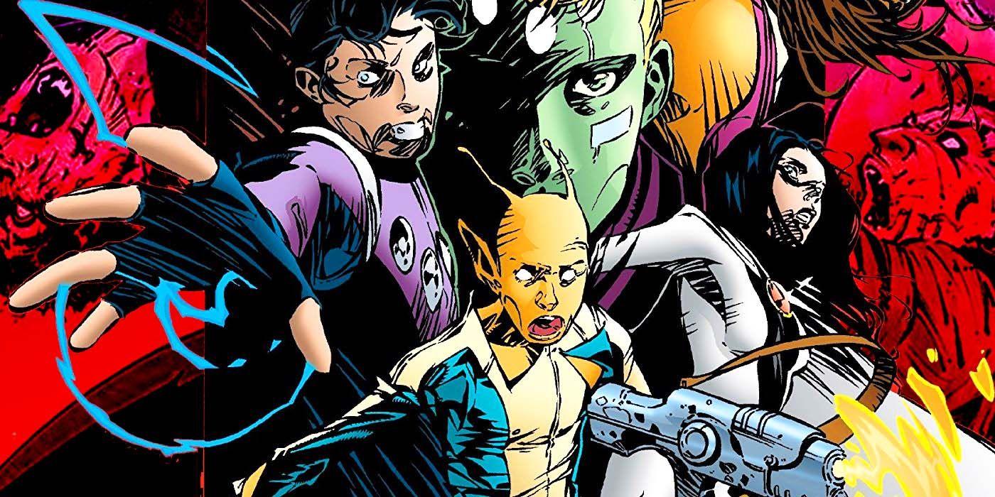 Un apocalipsis zombie casi destruye el futuro de DC