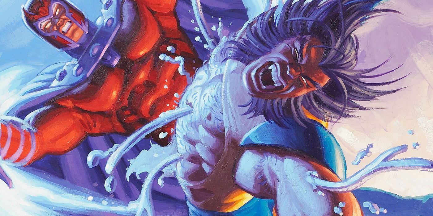 X-Men: ¿Por qué Magneto arrancó el Adamantium de Wolverine?
