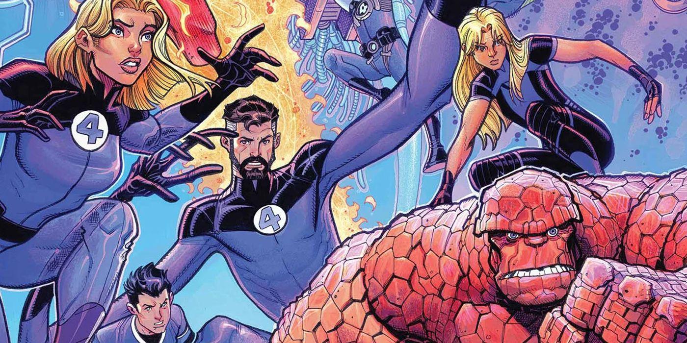 Fantastic Four trae a un querido equipo de regreso del Cosmos de Marvel