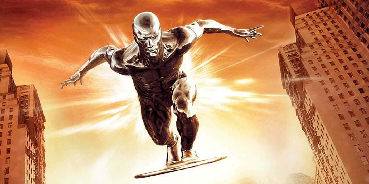 Rise of the Silver Surfer fue el final de una era cinematográfica