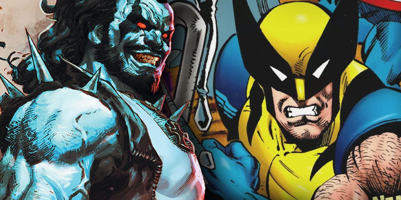 Marvel vs DC: Por qué Wolverine debería haber PERDIDO su pelea con Lobo