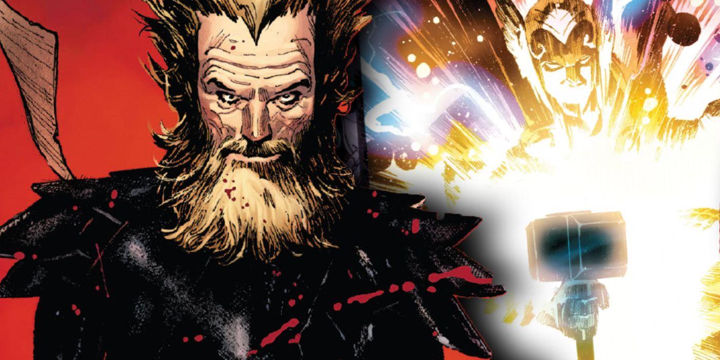 Donald Blake: Marvel's Evil Thor es un asesino del dios del trueno