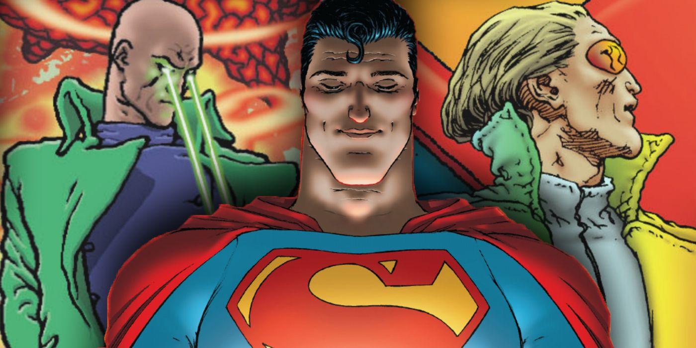 El misterio del genio del All-Star Superman TODAVÍA no se ha resuelto