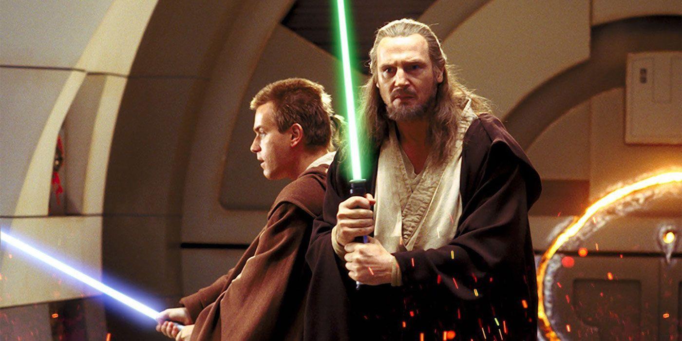 Liam Neeson está abierto a un cameo de Obi-Wan Kenobi