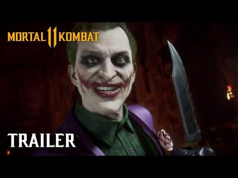 The Joker llega a Mortal Kombat 11 en un sangriento gameplay