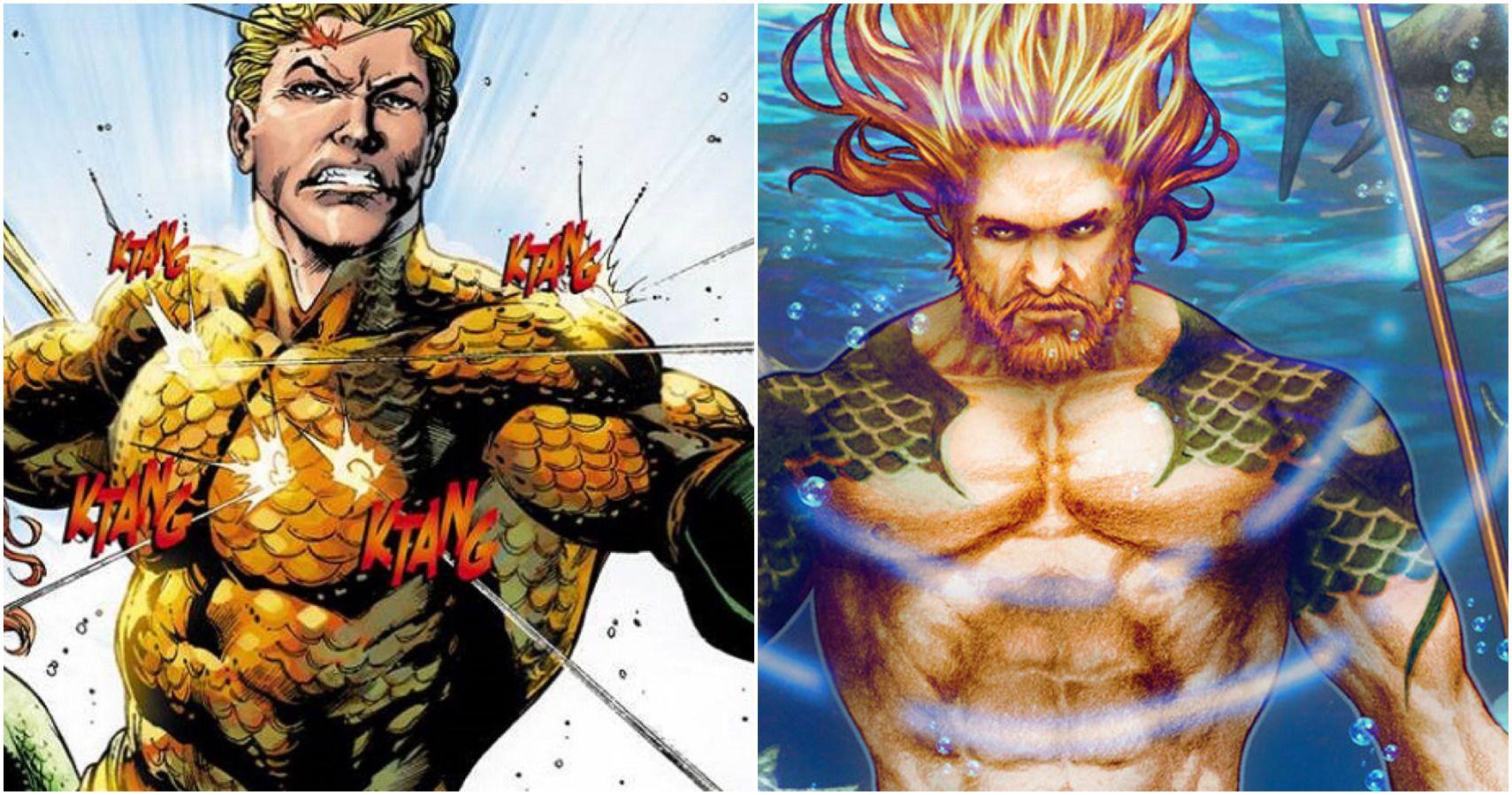 10 poderes que tiene el rey de la Atlántida que solo los lectores de cómics conocen