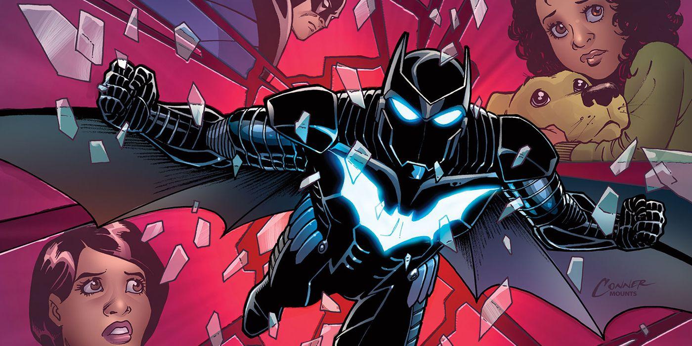 Batwing es mejor que Batman para resolver acertijos