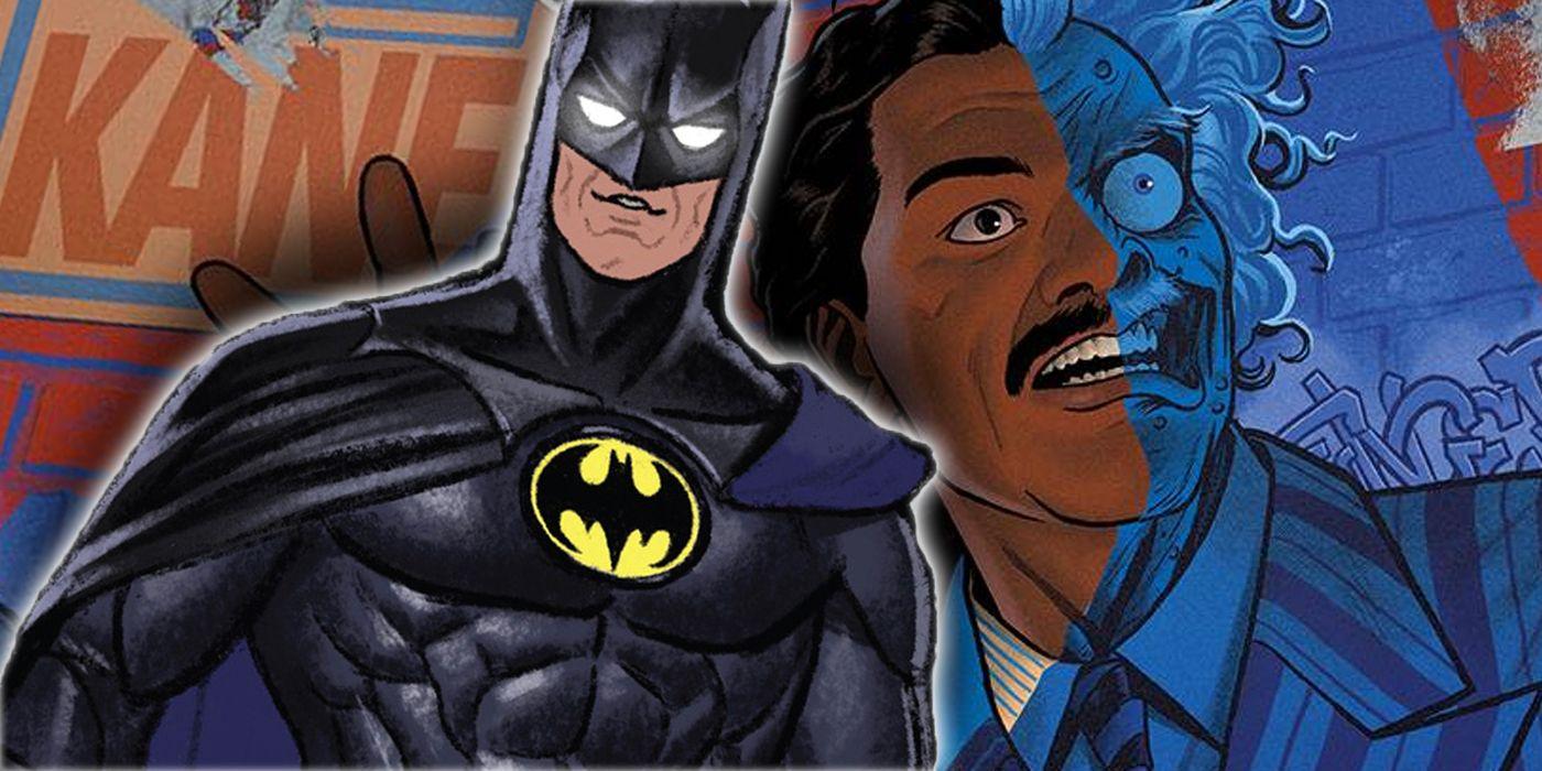 Un icónico villano de la película de DC regresa a Gotham City