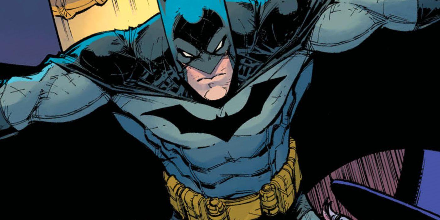 Batman está abordando el misterio más antiguo de Gotham City y Penguin no es feliz