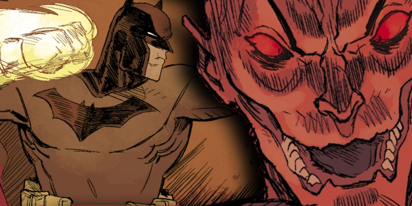 Batman le da a un villano clásico los poderes de Martian Manhutner