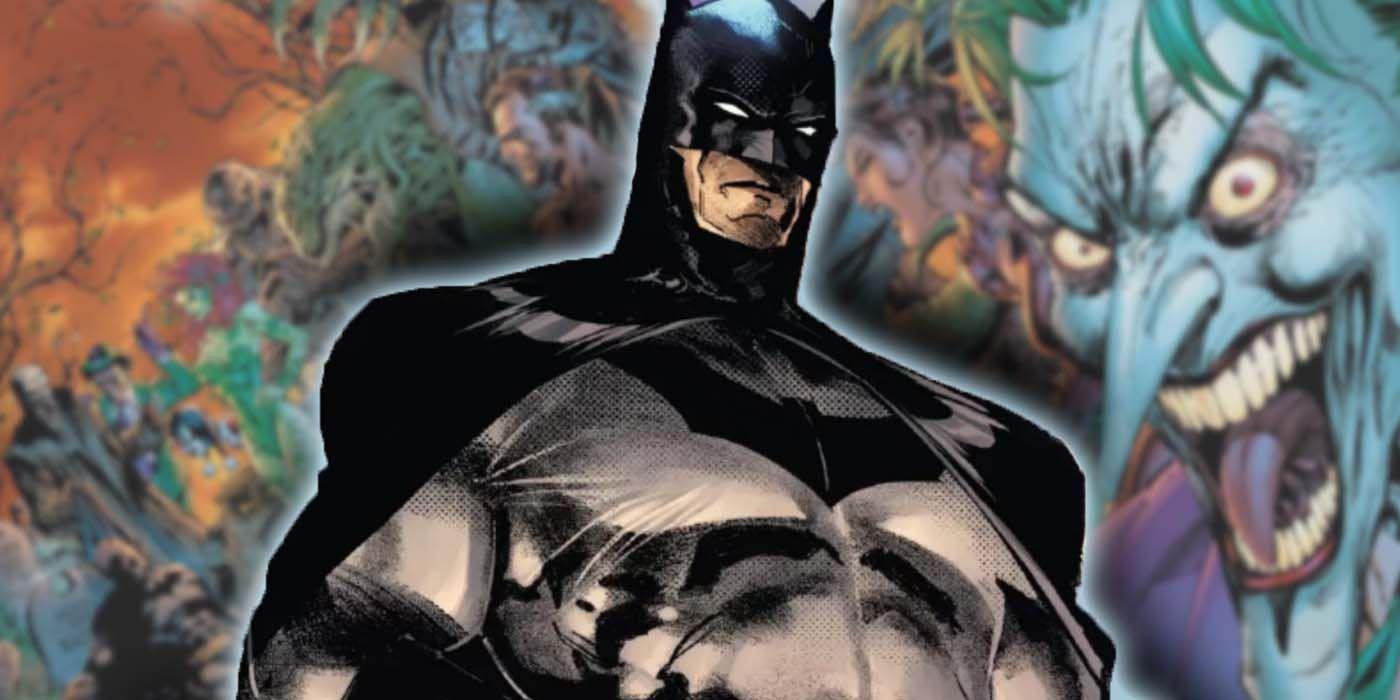 Punchline tiene PERFECTOS nuevos roles en el presente y el futuro de Gotham City