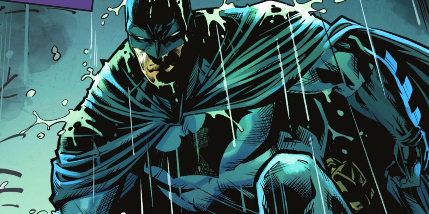 DC acaba de matar a uno de los monstruosos villanos de Gotham City