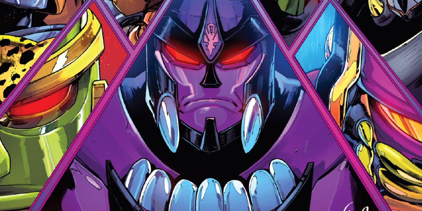 El nuevo Megatron de Beast Wars es el villano más patético de Transformers