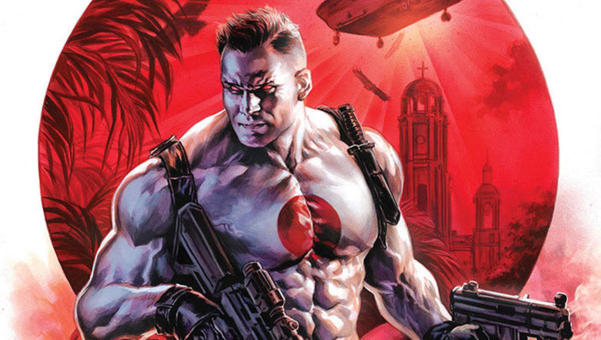 ¿Quién es Bloodshot?