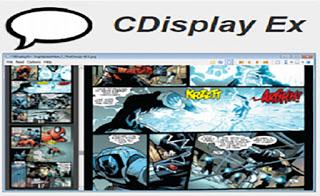 CDisplay leer comics en windows