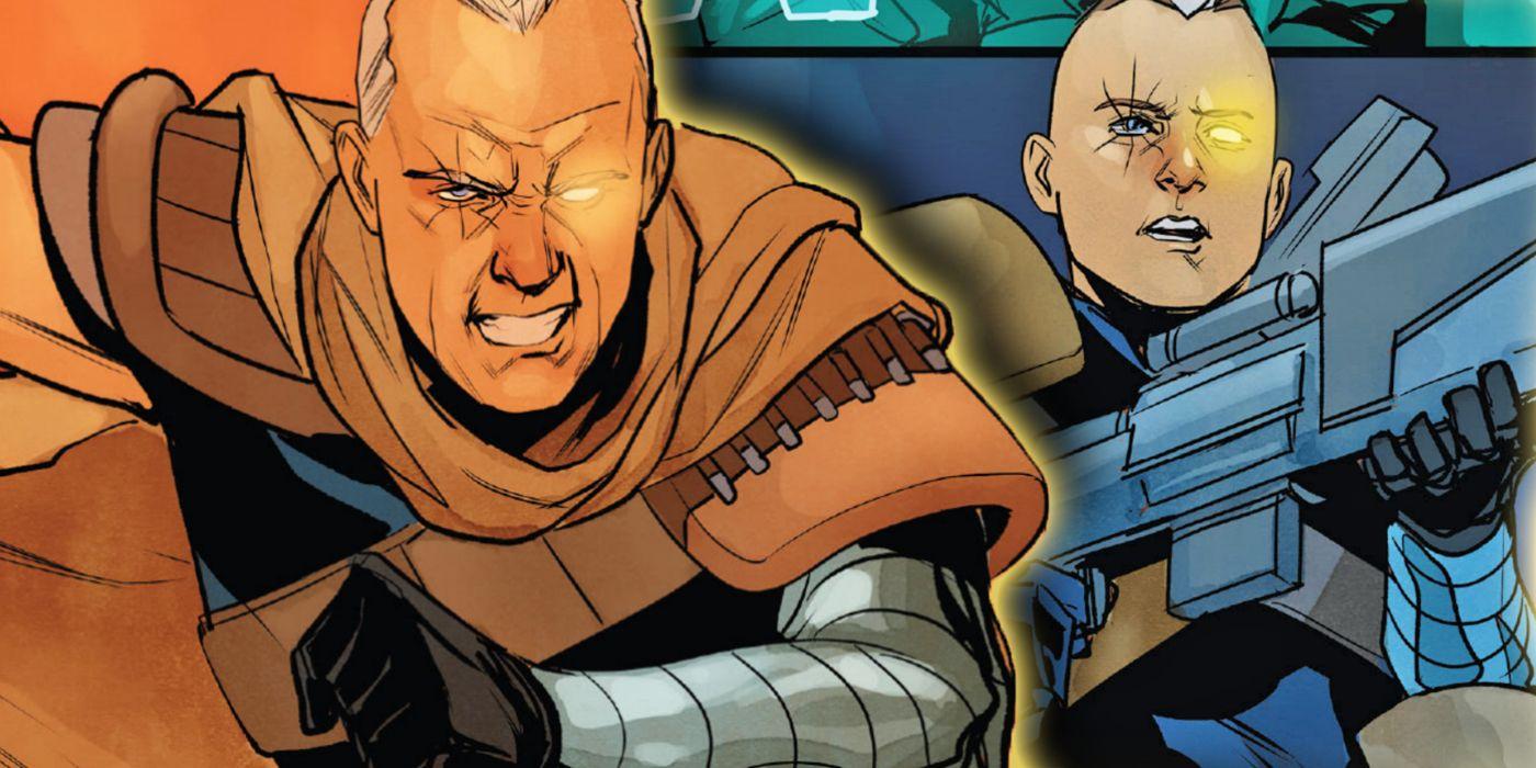 Cable derriba brutalmente a un importante villano de X-Force de los 90