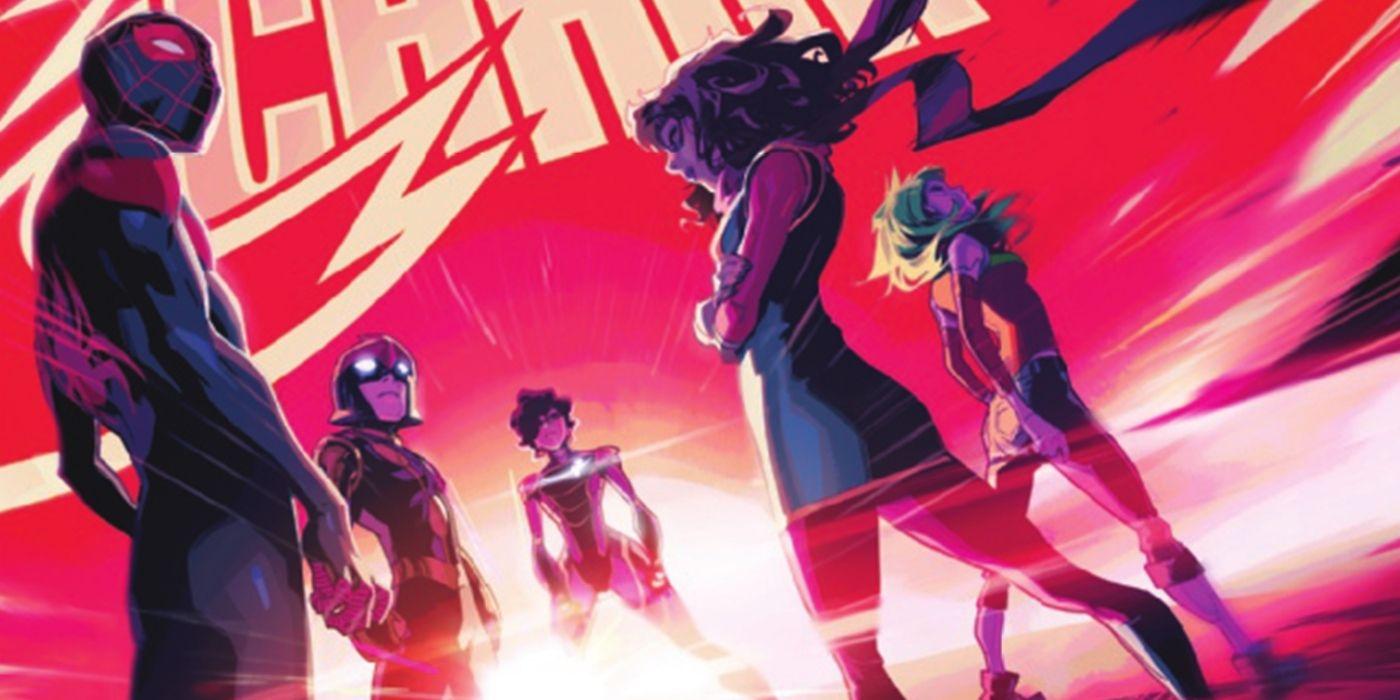 Configuraciones de campeones [SPOILER] como el nuevo héroe activista de Marvel