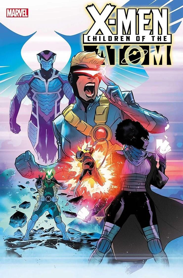 Children of the Atom: Marvel anuncia la nueva fecha de lanzamiento de X-Men Spinoff