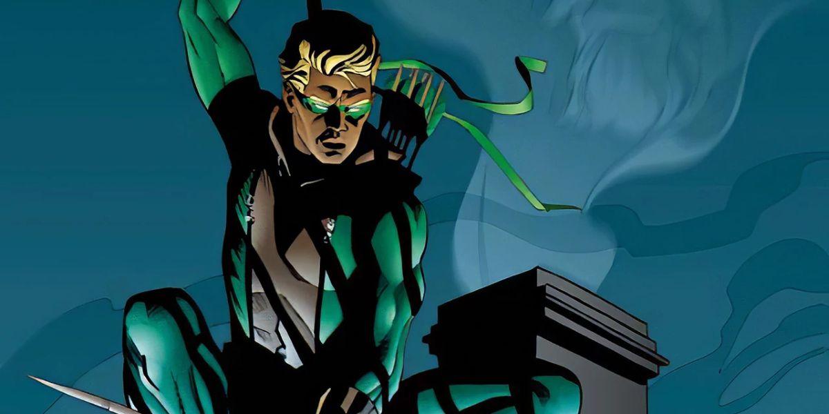 DC se burla del futuro de Connor Hawke en el Universo DC