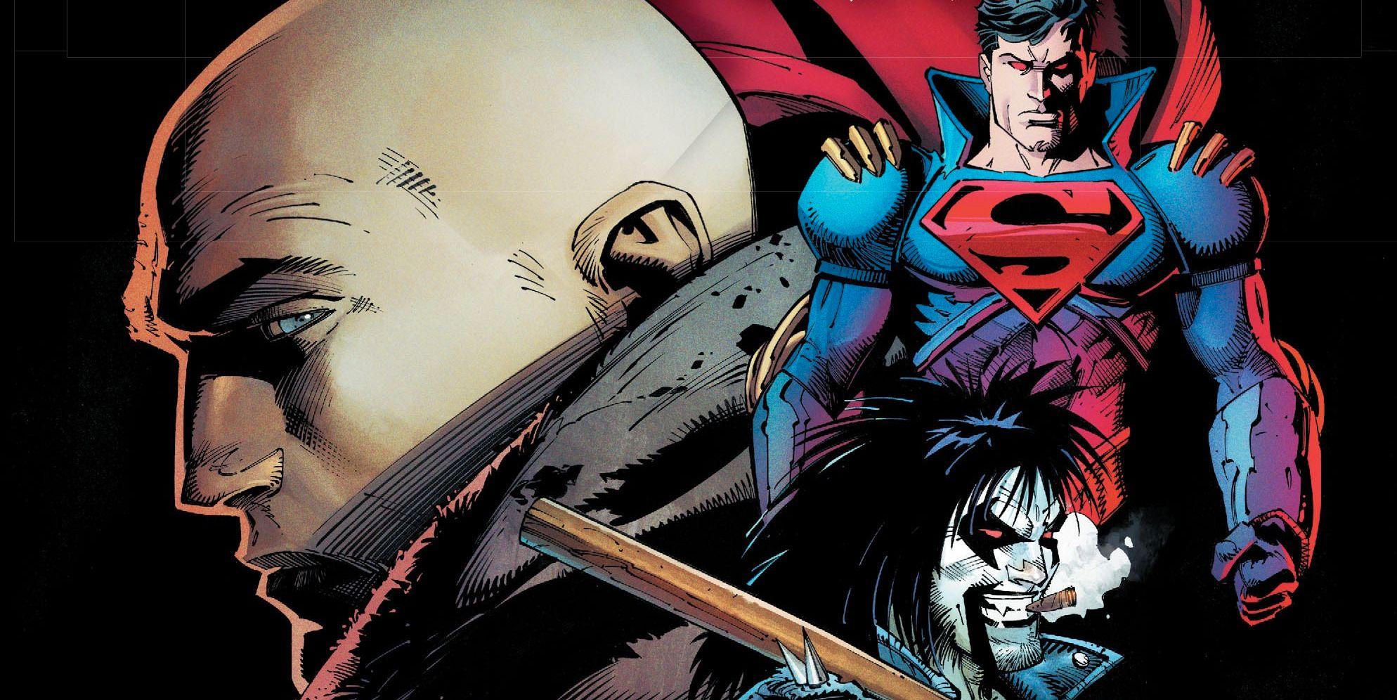 Lex Luthor revela lo que REALMENTE piensa sobre los héroes de DC