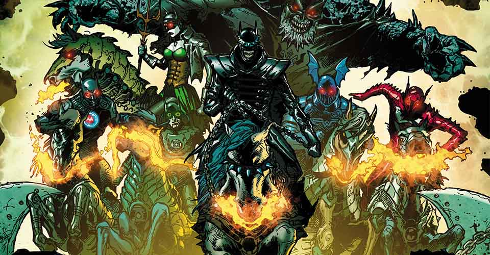 Dark Nights: Metal guía de lectura del evento de DC