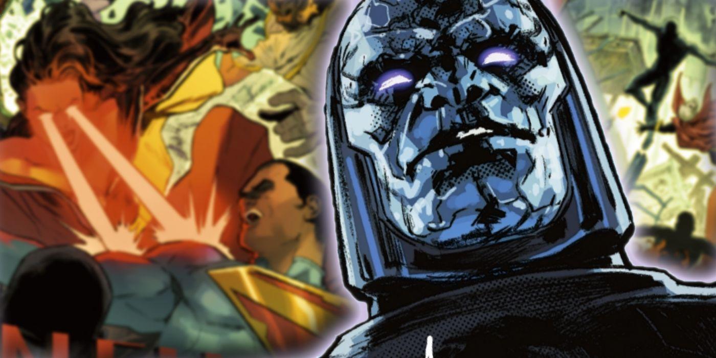 DC reúne a una importante alianza de villanos para una misión oscura
