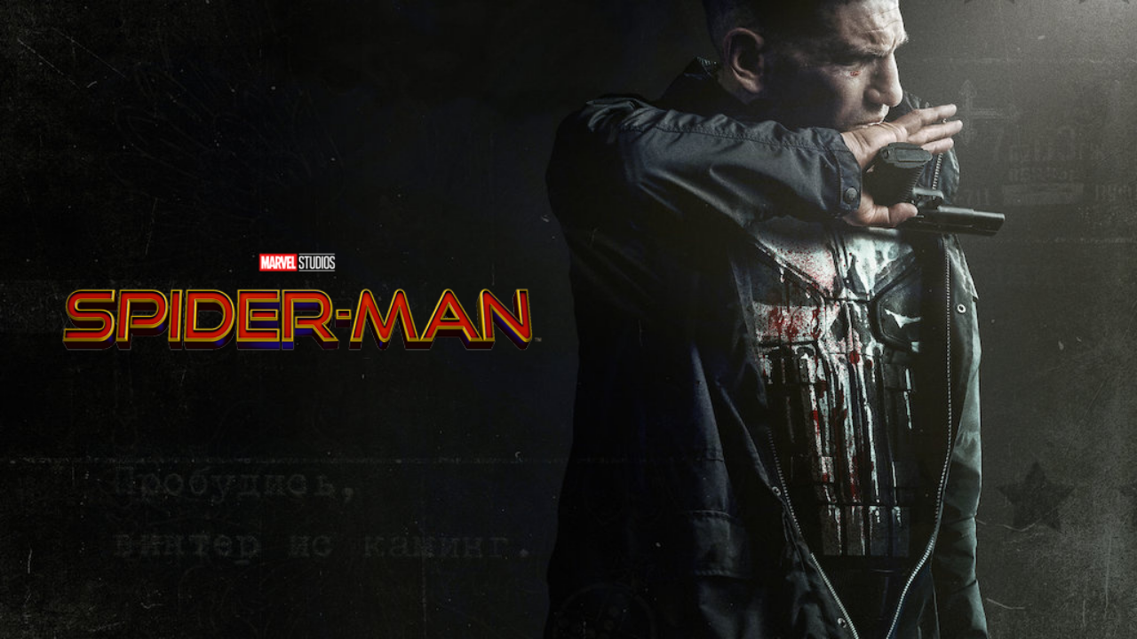 the punisher spiderman 3