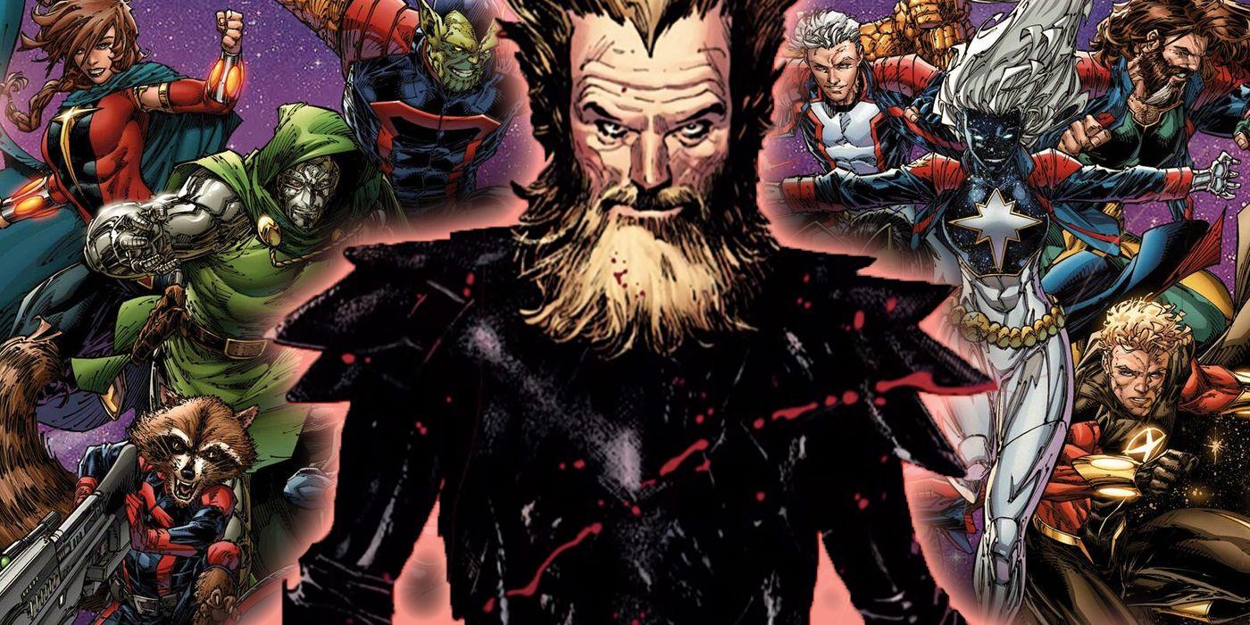 Guardianes de la Galaxia presenta el gran problema de Quasar Thor