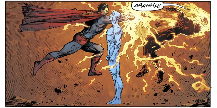 Doomsday Clock # 12 Final explicado, DC comics