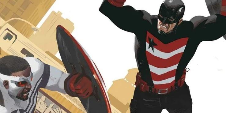 Capitán América malvado aparecerá en Falcon y soldado de invierno