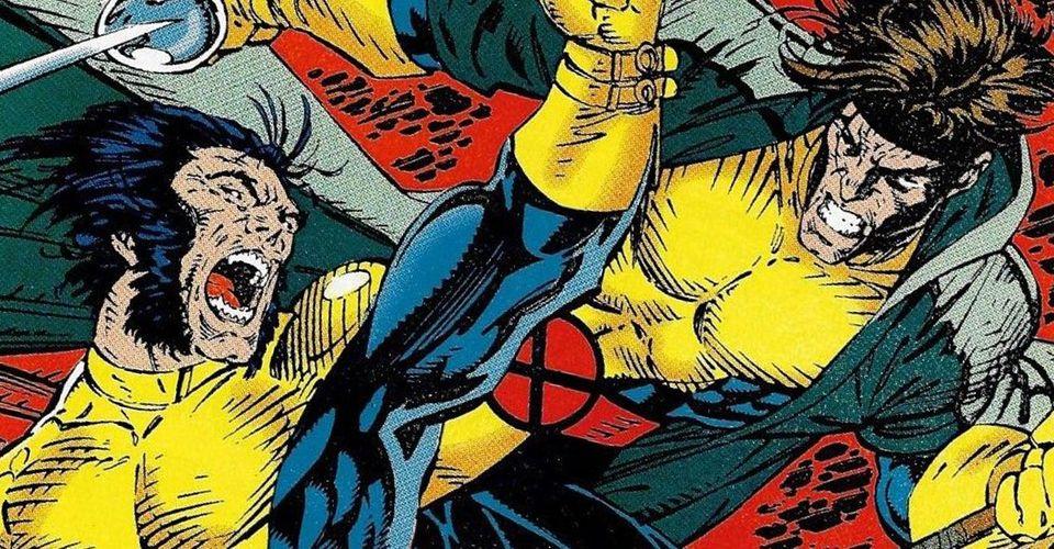 Wolverine perdió su batalla contra Gambito de los X-Men