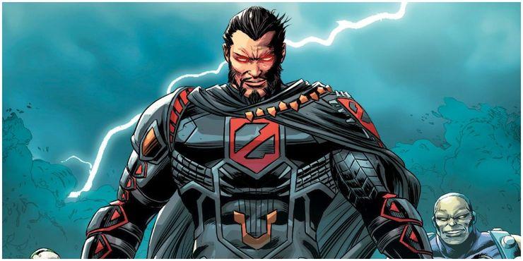 4 General Zod