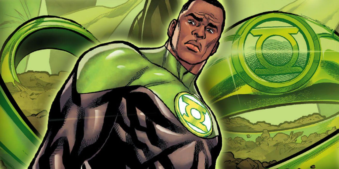 Un Green Lantern salvó a un mundo entero SIN su anillo