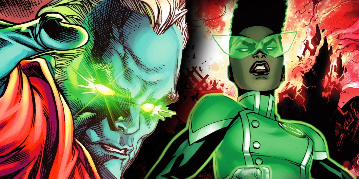 El fin de los Guardianes del Universo podría condenar al DCU