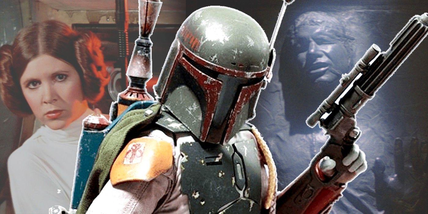 El cuerpo de Han Solo llevó a la galaxia al borde de la guerra