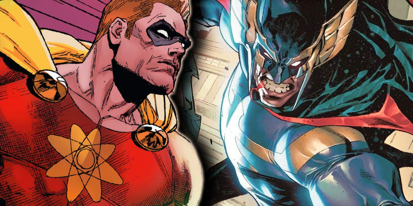 Heroes Reborn revela la guerra civil entre Batman y Superman de Marvel