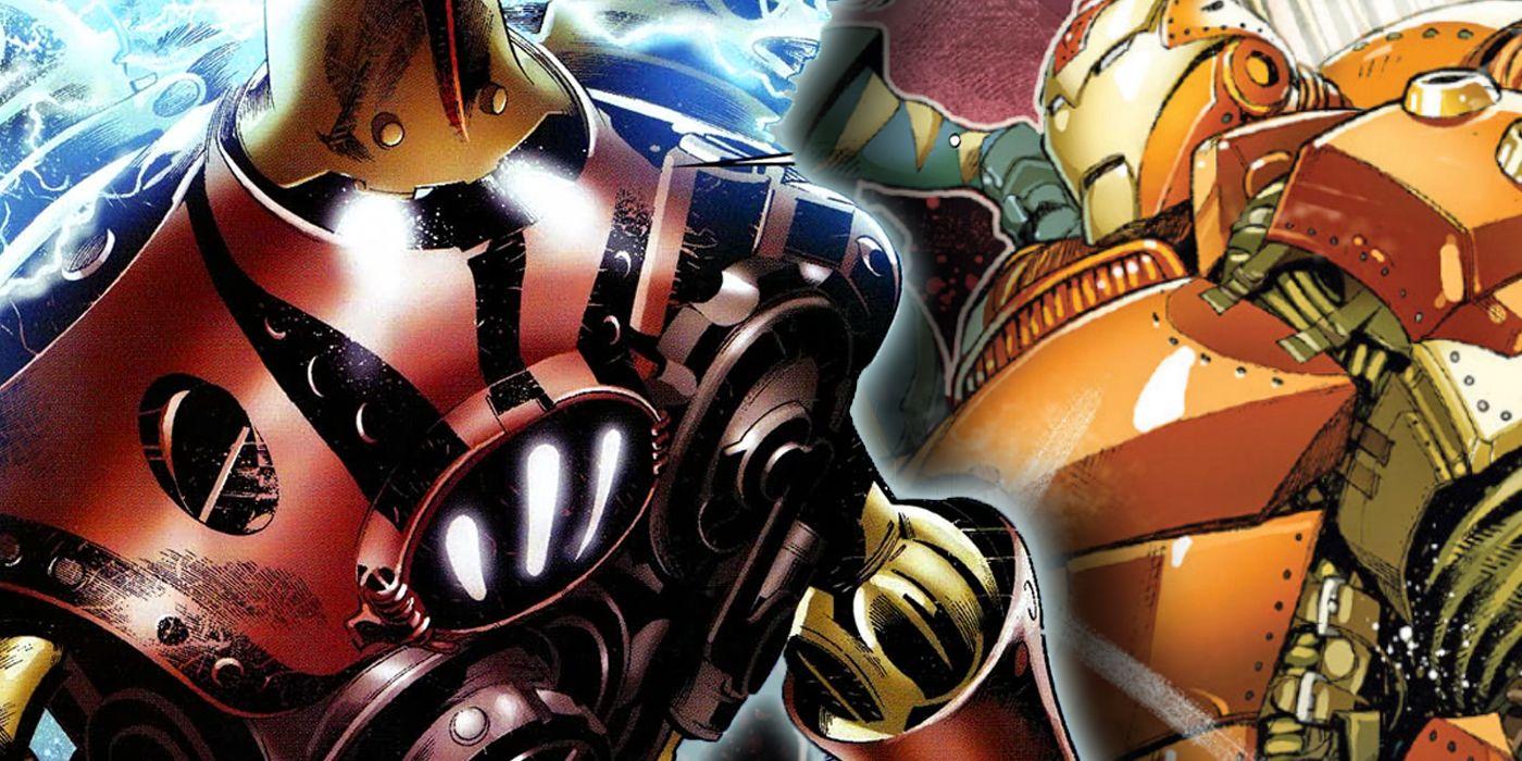 Marvel's Dark Ages no es el primer traje de Iron Man con Steam