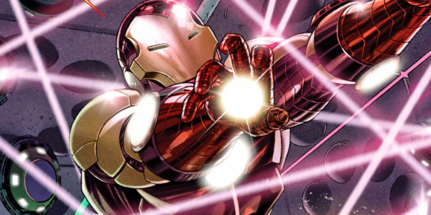 Iron Man acaba de ver morir a otro héroe blindado de Marvel