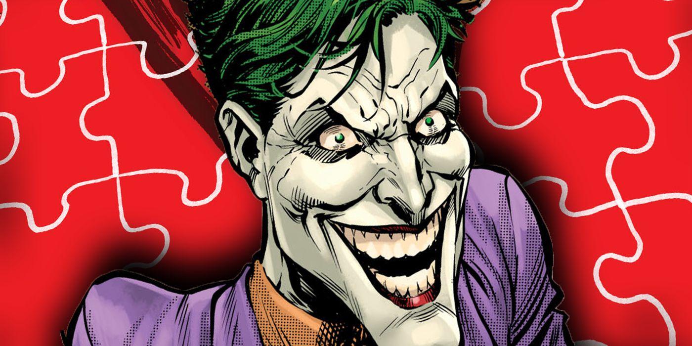 El Joker se enfrenta a la muerte de otro gran villano de Batman en Puzzlebox