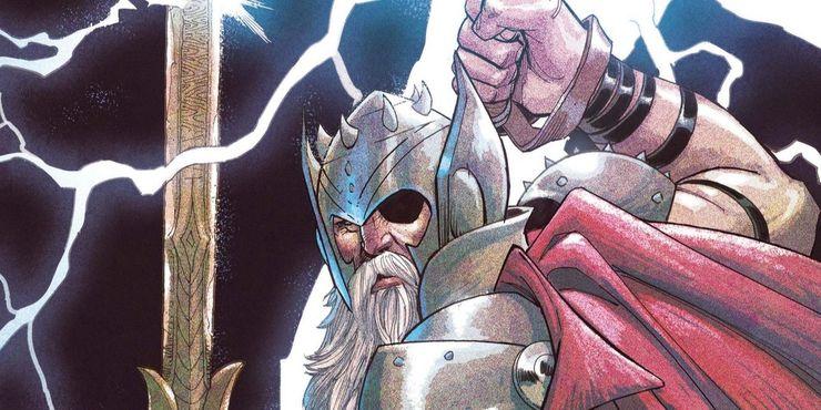 Cómo Thor perdió su ojo en los cómics
