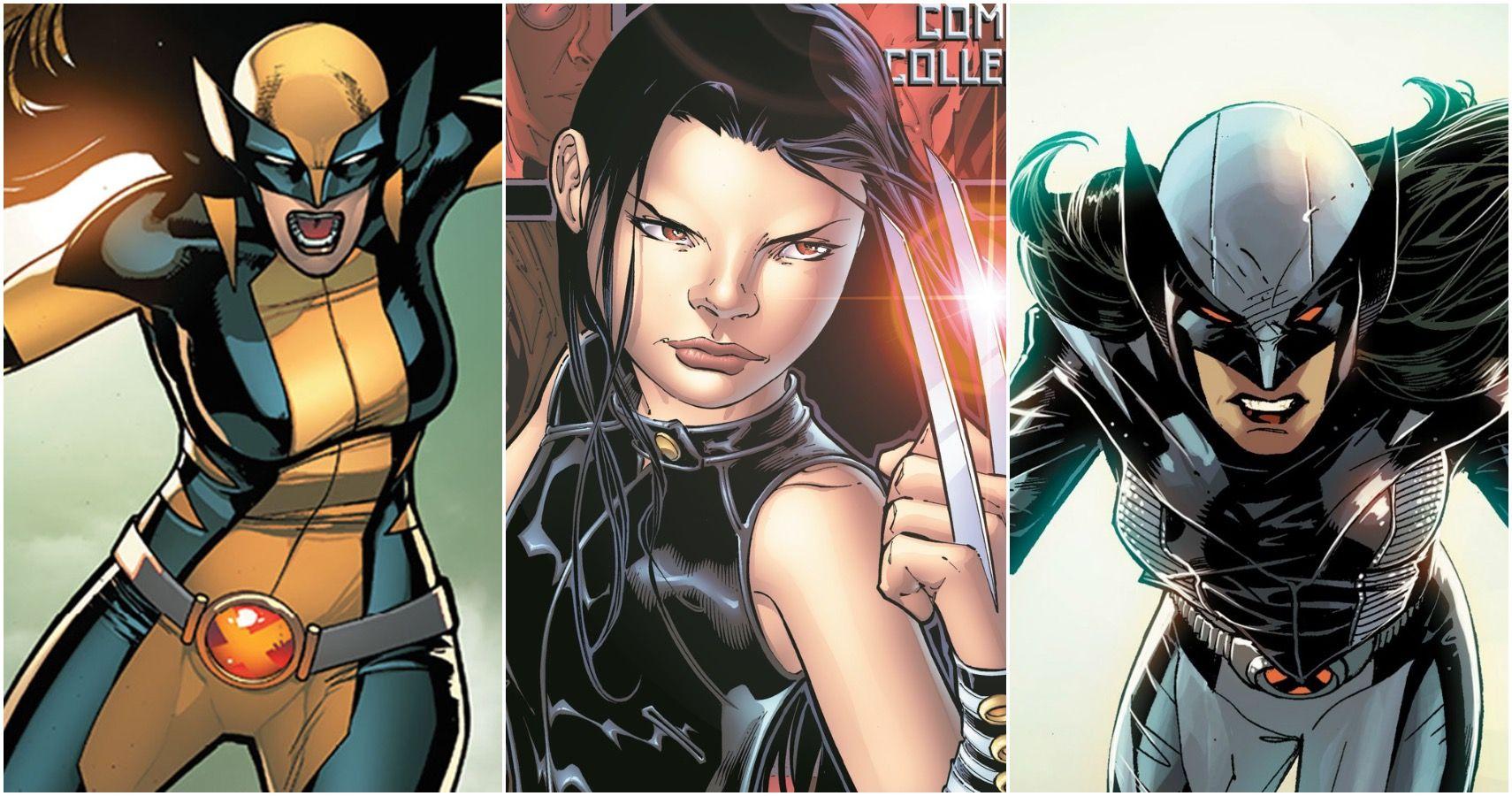 10 hechos que no sabías sobre Wolverine de Laura Kinney