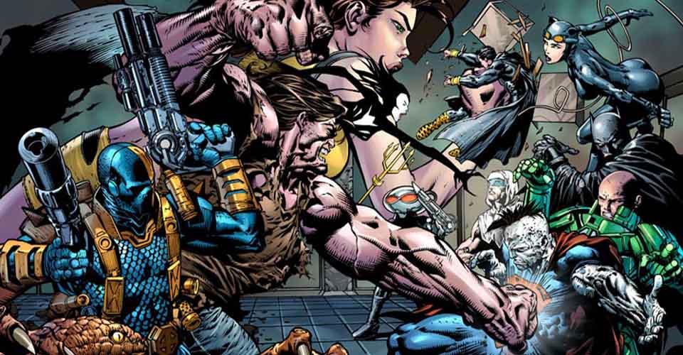 Los 20 Mejores Eventos de DC Comics: Que deberías Leer
