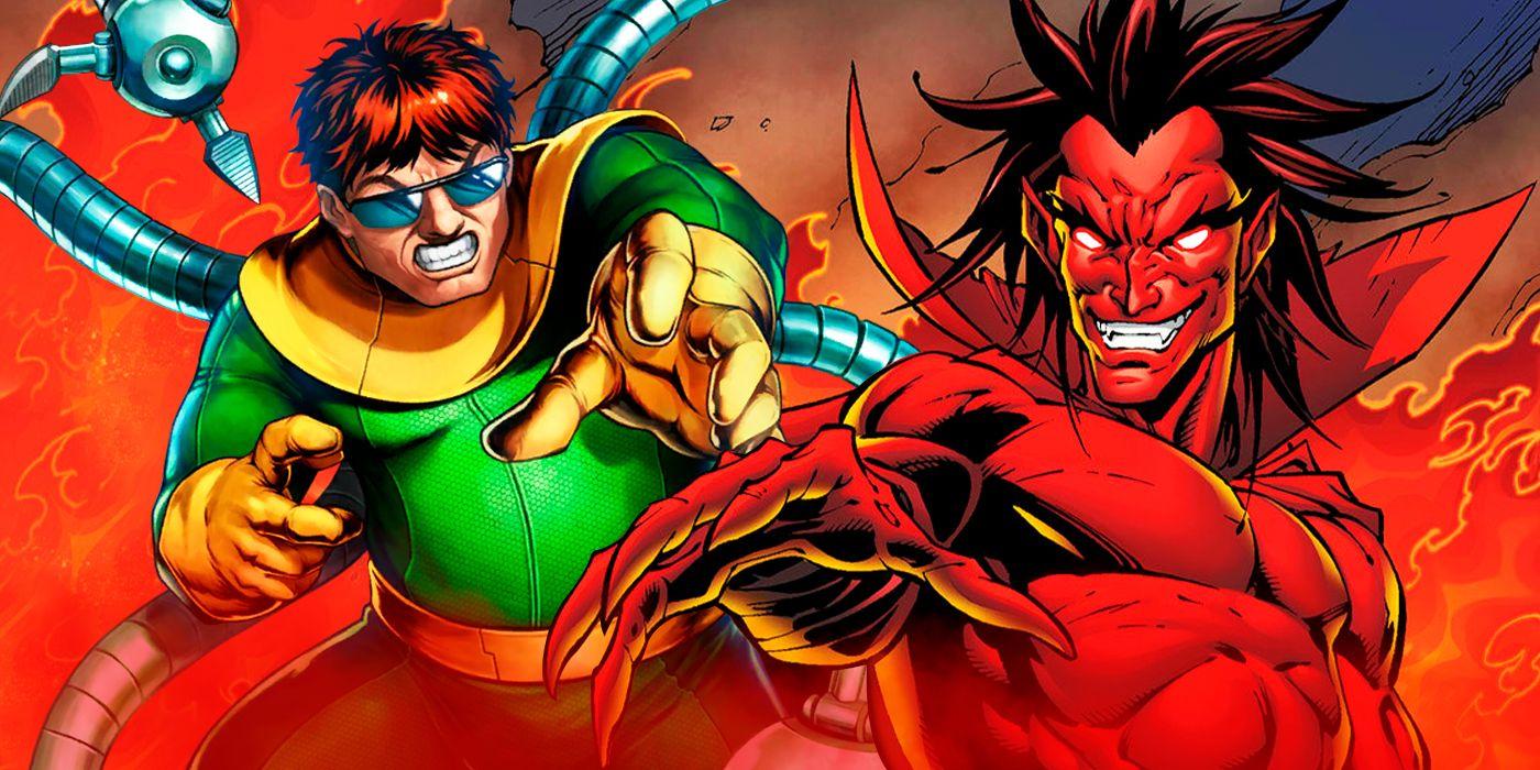 El doctor Octopus hizo un trato peor con Mephisto que Peter Parker