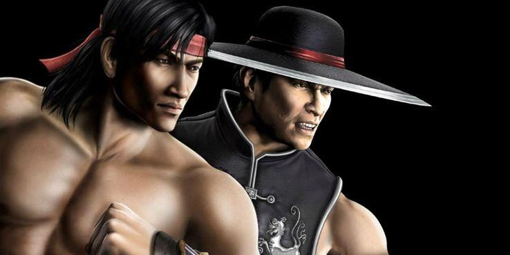 Liu Kang y Kung Lao